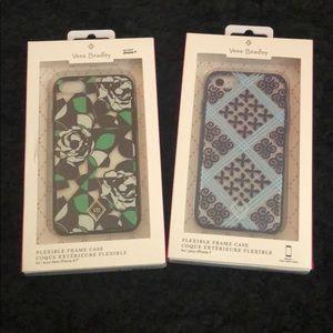 Vera Bradley iPhone 7 Phone Case Bundle